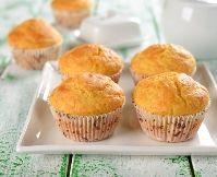 Gluten-free Sourdough Millet-Corn Muffins --- maybe sourdough starter is not necessary