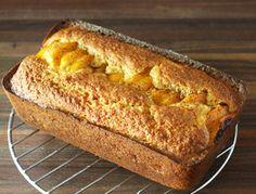 Peach Cobbler Bread: Peach Bread