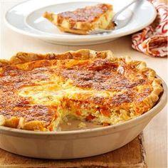 Tomato Quiche Recipe | Taste of Home