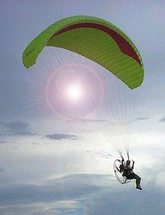 motorized paraglider - Google Search