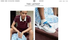 Here, our roundup of the best online shopping destinations to visit right now—from fashion and beauty to lifestyle and home decor. Top Online Shopping Websites, Best Shopping Sites, Opening Ceremony, Adidas Originals, Lifestyle, How To Wear, Beauty, Collection, Design
