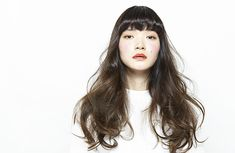 Double/漆原 佐知子 髪型 ヘアカタログ hair ロング