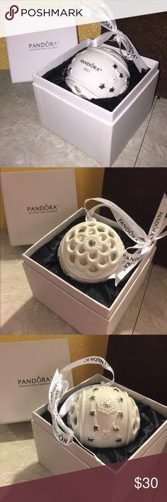 ❗️Pandora 2011 Christmas Ornament NWOT Never Used ❗️ LABOR DAY ONLY SALE❗️Pandora 2011 Christmas Ornament NWOT Never Used Pandora Other