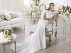 Model: Lambina / Pronovias Fashion 2014