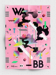 W A B B personal illustration © 2015-
