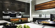 Kuchyňa Indická jabloň Kitchen Decor, Kitchen Design, Flat Screen, Modern, House, Home Decor, Blood Plasma, Trendy Tree, Decoration Home