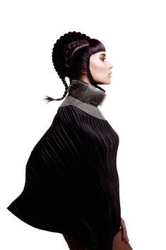 www.estetica.it | Hair: D. Machts Group / Styling Woman: Lynn Bollmeyer / Styling Man: Lynn Bollmeyer & Samuel Acebey / Make up: Janine Bohn / Photo: Sascha Haubold / The Heks Laboratory / Product: L´Oréal Professionnel