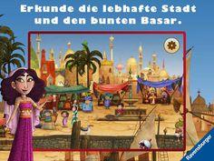 Morgenland - Nachfolger der Wimmelburg Kinder-App von Ravensburger
