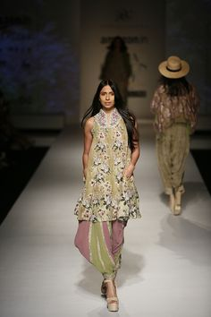 Ashima Leena at Amazon India Fashion Week spring/summer 2017