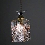 Crystal Glass Hanging Lamp Shade Restaurant  ... – GBP £ 52.82