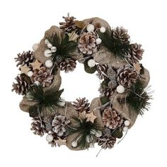 Deco noel nature facile
