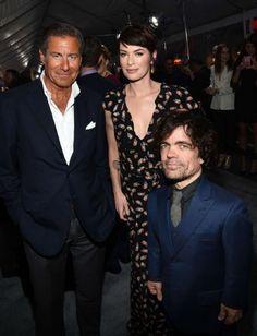 Lena Headey Game Of Thrones Season 6 Premiere In Hollywood