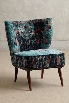 Dhurrie Occasional Chair - anthropologie.com #ModernChair