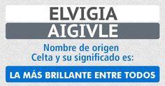 Resultado de Elvigia - Origen y significado de tu nombre