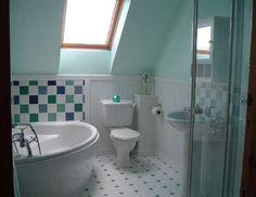 Idee per l'arredamento di un bagno piccolo - Arredare un bagno, importanza ai colori