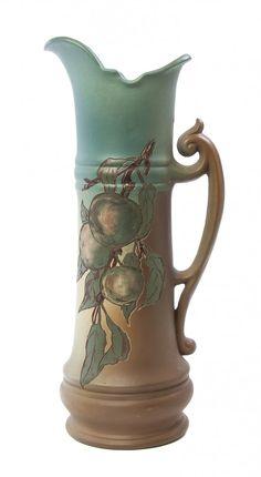 Weller Pottery Dickens Ware Ewer