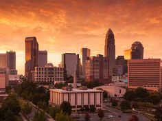 The state's largest city is also one of the country's fastest growing, and visitors will find great museums, world-class food, and plentiful outdoor activities. Charlotte, #NorthCarolina #iGottaTravel