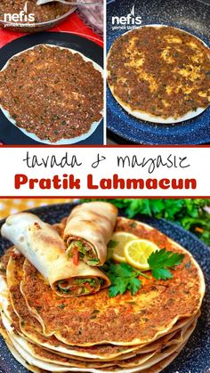 ideas to decorate kitchen Turkish Pizza, Lentil Loaf, Turkish Breakfast, Turkish Kitchen, Kebab Recipes, Vegan Thanksgiving, Food Staples, Iftar, Turkish Recipes