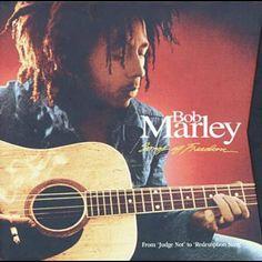 Shazam で Bob Marley