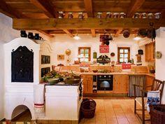 Old Kitchen, Rustic Kitchen, Country Kitchen, Kitchen Decor, Kitchen Design, Cottage Kitchens, Home Kitchens, Wood House Design, Yurt Home