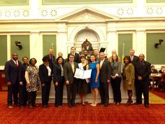 Maria honored by Philly City Council today with a formal Resolution! City Council, Formal, Rose, Dresses, Fashion, Preppy, Vestidos, Moda