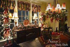 Christmas Home Tour 2014 (via Bloglovin.com )