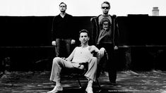 Depeche Mode photo from the collection of wallpapers on the official DM site http://archives.depechemode.com/images/