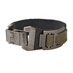 diesel bracelet for men
