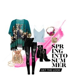 Designer Clothes, Shoes & Bags for Women Look Fashion, Get The Look, Miss Selfridge, River Island, Off White, Shoe Bag, Polyvore, Stuff To Buy, Shopping