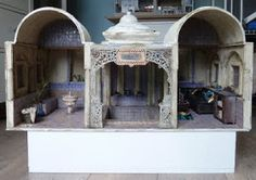 Today I finished the Hammam and made a lot of pictures. It was difficult to make a choice, so here are the most of them.( double click the p...