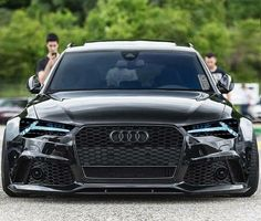 Audi Avant Black tuning 2 photo - Cars and motor Audi Rs6 C7, Allroad Audi, Audi S4, Luxury Boat, Best Luxury Cars, Audi Sport, Sport Cars, Ducati, Lamborghini Aventador