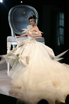 John Galliano for Christian Dior Spring 2007 Haute Couture