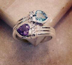 #rosa #peanutbutter #butterfly #book #myboys #anniversarygift #FullfingerRing #ring #silver #gemstone #semiprecious #color #multi #handmade #gems #jewelry #riyo #flowers #pinoy #silverjewelry