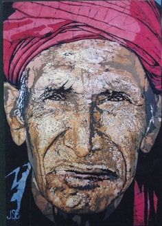 Batik Art | Found on jonathanevans-batikart.com