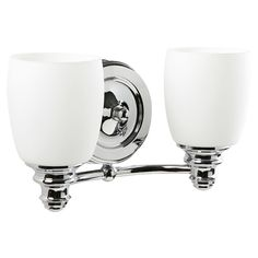 Alcott Hill Monde 2 Light Vanity Light & Reviews | Wayfair