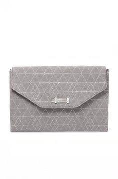 Tribal Envelope Clutch A Bushel Peck Boutique Our Handbags Pinterest And