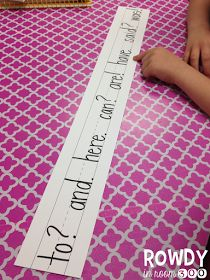 Fluency and intonation practice!  So simple!