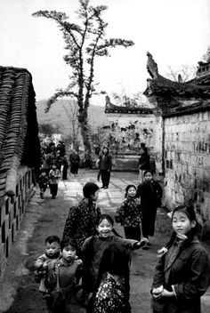 Riboud: Street Photography in China, 1965