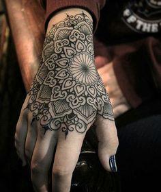 Image result for mandala star tattoo