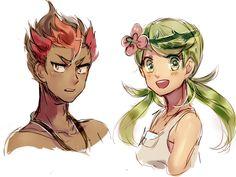Trial captains designs are cute