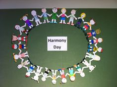 How to talk to children about Harmony Day.