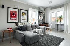 Graue Farbe Wohnzimmer
