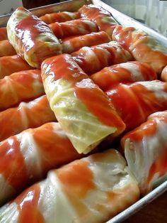 Cooking with Anne: Stuffed Cabbage