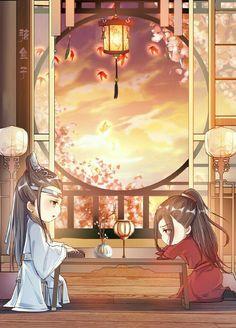 The Untamed - Escenas del Live Action (The Untamed) - Página 2 - Wattpad Anime Chibi, Kawaii Anime, Chinese Cartoon, Aesthetic Japan, Cute Chibi, Cute Illustration, Chinese Art, Live Action, Asian Art