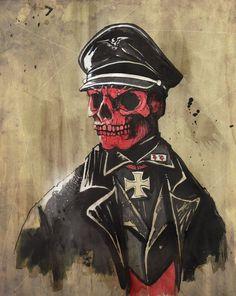 Red Skull - Tyler Champion