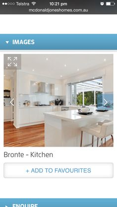 Kitchen Bronte House, House Design, Kitchen, Table, Furniture, Home Decor, Cooking, Decoration Home, Room Decor