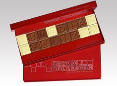 Já pensou em oferecer uma surpresa em forma de chocolate? Nós temos a solução ideal para si!