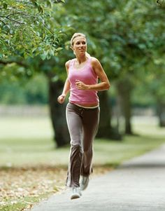 New to Running? Motivate Your Workouts With These Minigoals  .....This article really helps me feel better about beginning running