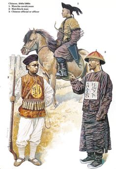 Military Units, Military Art, Military History, Military Uniforms, Taiping Rebellion, Chinese Armor, Osprey Publishing, Boxer Rebellion, Boxers