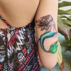 55 Beautiful Examples of Mermaid Tattoos